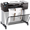 "Thumbnail: HP DesignJet T830 24"" Printer / Scanner / Copier"