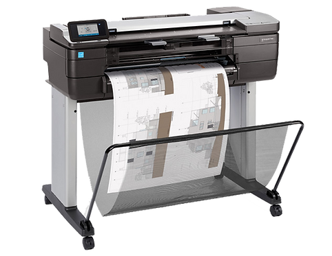 "HP DesignJet T830 24"" Printer / Scanner / Copier"