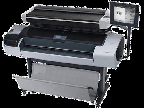 HP DesignJet T1200HD MFP Solution