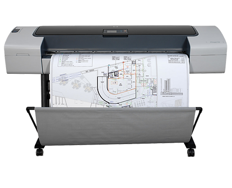 "HP DesignJet T1100 44"" Printer / Plotter"