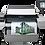 "Thumbnail: HP DesignJet T1200MFP 42"" Scanner / Printer / Copier"