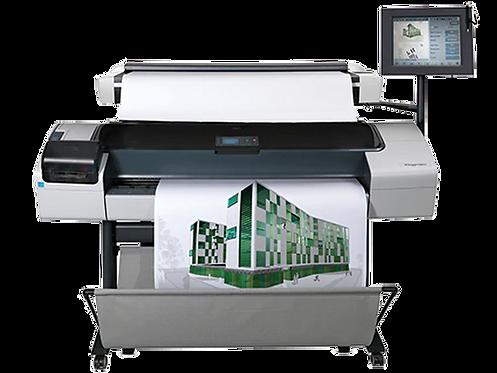 "HP DesignJet T1200MFP 42"" Scanner / Printer / Copier"