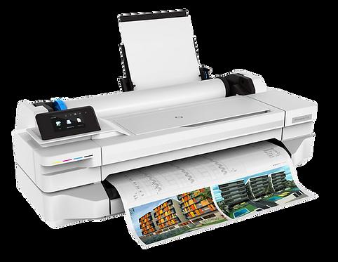 "HP DesignJet T125 / 130 24"" Large Format Plotters"