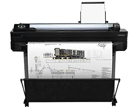 "HP DesignJet T520 36"" Large Format Plotters"