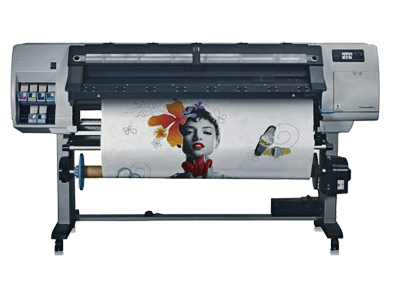 "HP DesignJet L25500 60"" Outdoor Latex Printer"