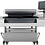 "Thumbnail: HP DesignJet T1100MFP 42"" Scanner / Printer / Copier"