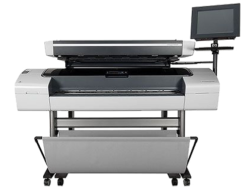 "HP DesignJet T1100MFP 42"" Scanner / Printer / Copier"