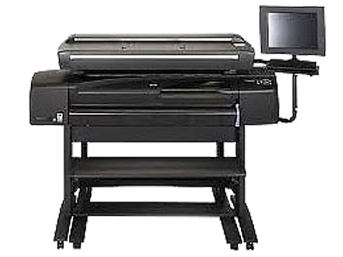 "HP DesignJet 815MFP 42"" Scanner / Printer / Copier"
