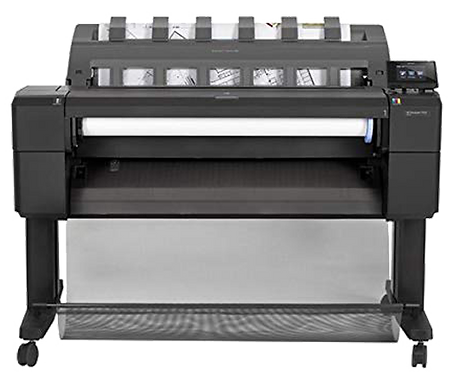 "HP DesignJet T920 36"" Large Format Plotter w/Stacker"