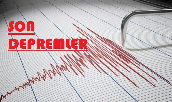"""""""Önce güvenlik, sonra merak. Önlemlerinizi alın, sonra meydana gelen depremler hakkında bilgi için bu sitelere göz atın."""""""