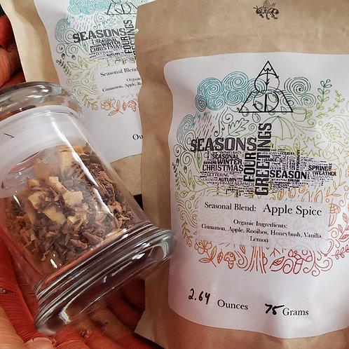 Apple Spice Seasonal Blend Caffeine-free