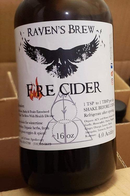 """Ravens Brew """"Fire Cider"""""""