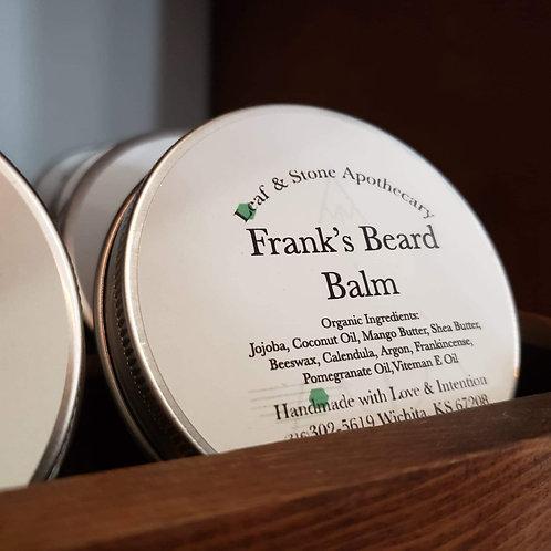 Frank's Beard Balm