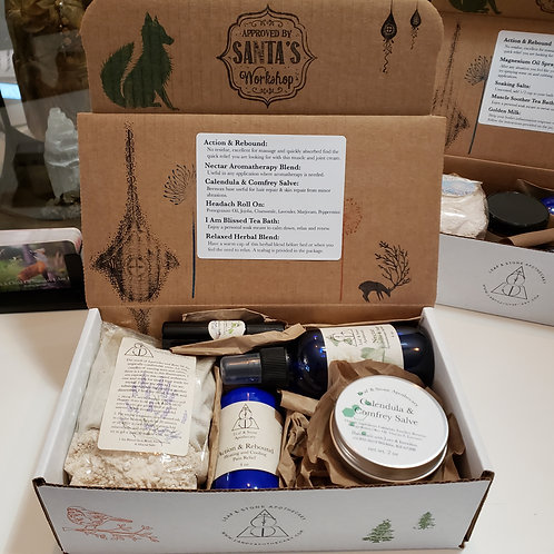 Pamper Someone Gift Box