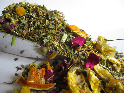I Am Relaxed Loose Leaf Tea and Compress