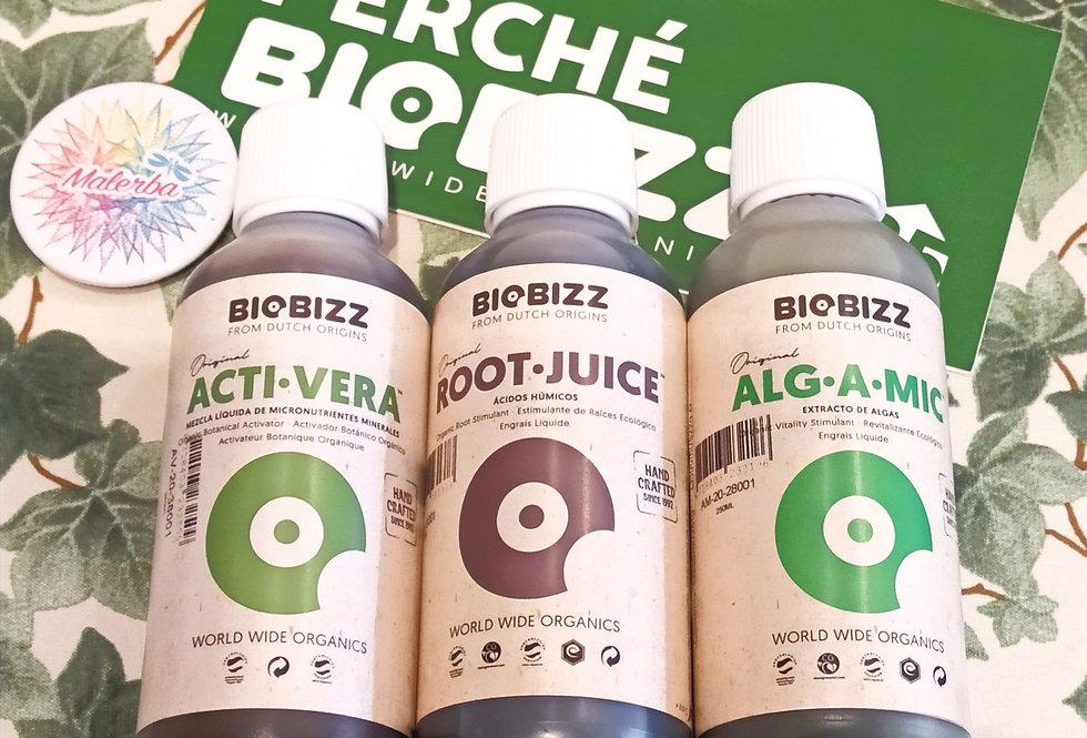 Kit BioBizz  Take Care 250 ml