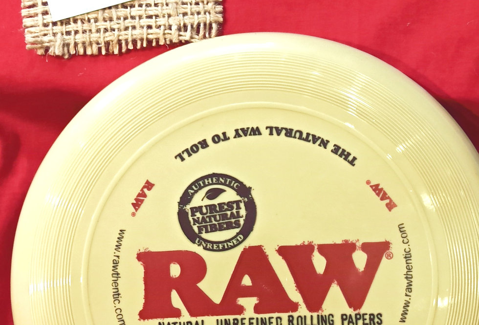 Frisbee Raw