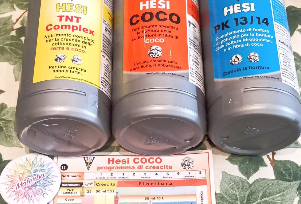 Kit Hesi Cocco 1 L