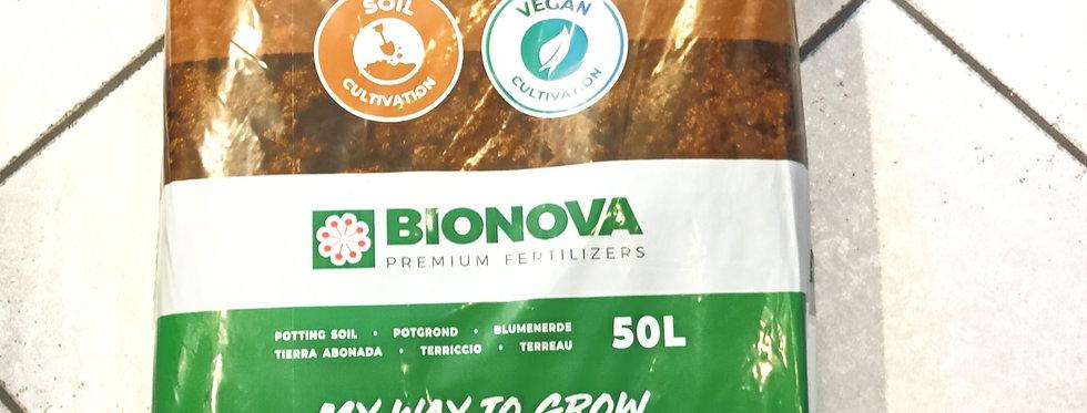 Bio Soilmix Bionova 50L