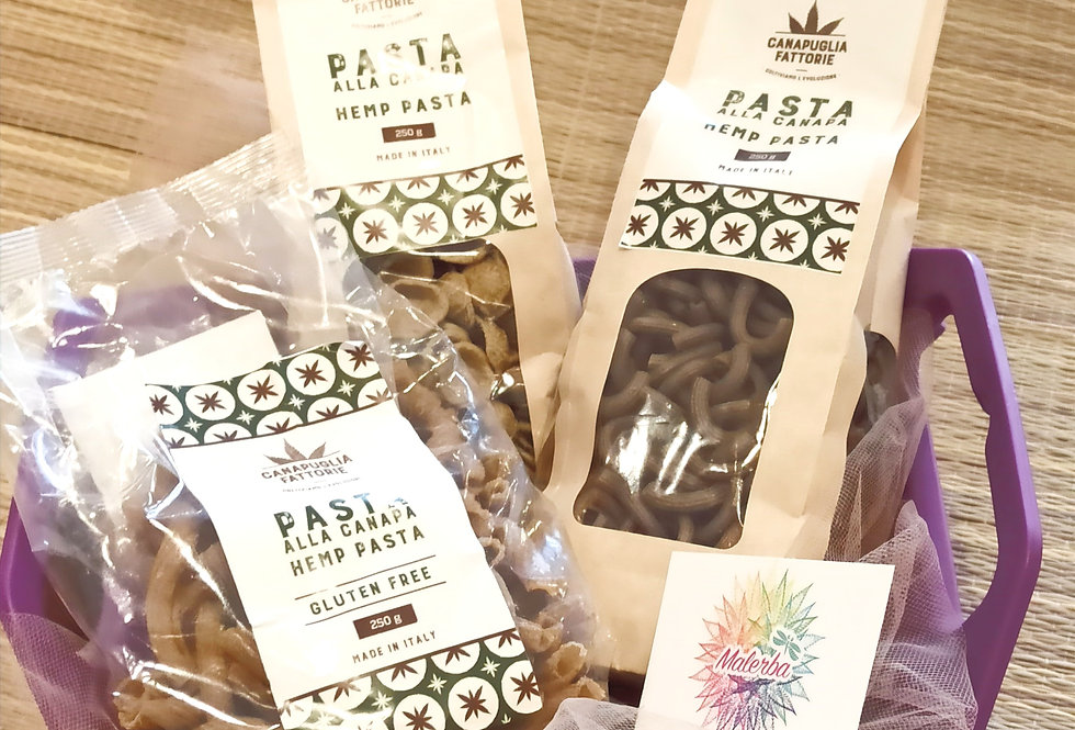 Promo pack Pasta