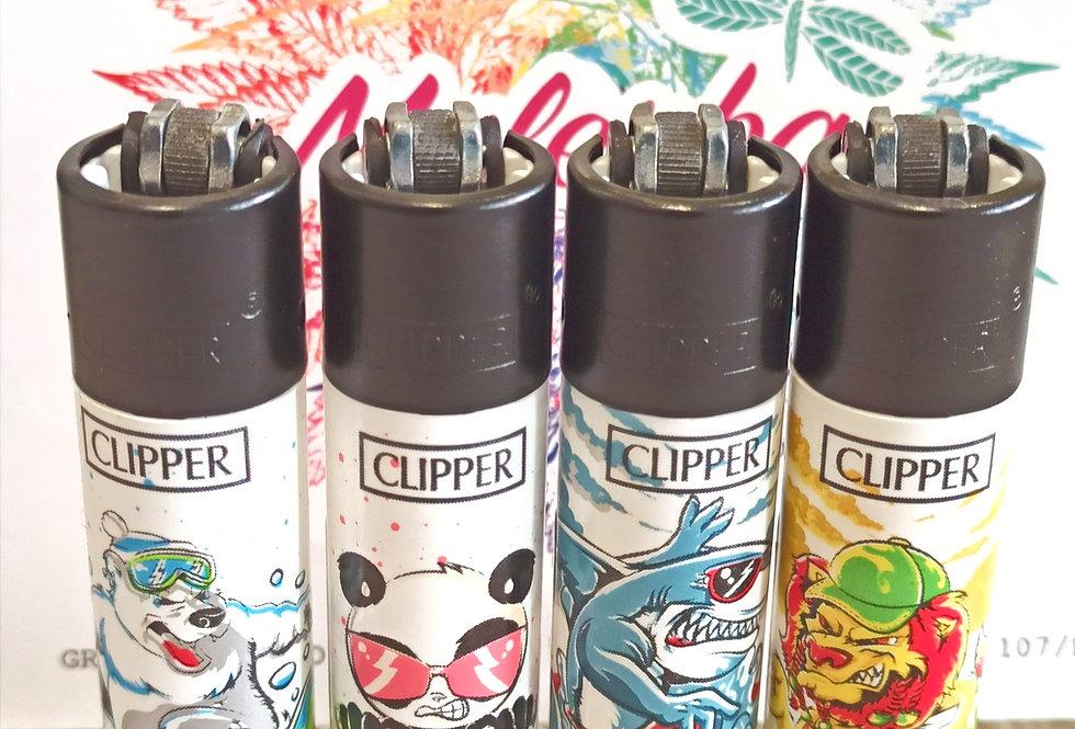 Clipper serie Funny Animals
