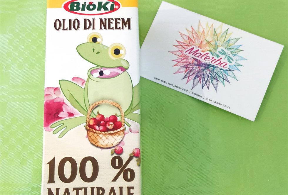 Olio di Neem - Bioki
