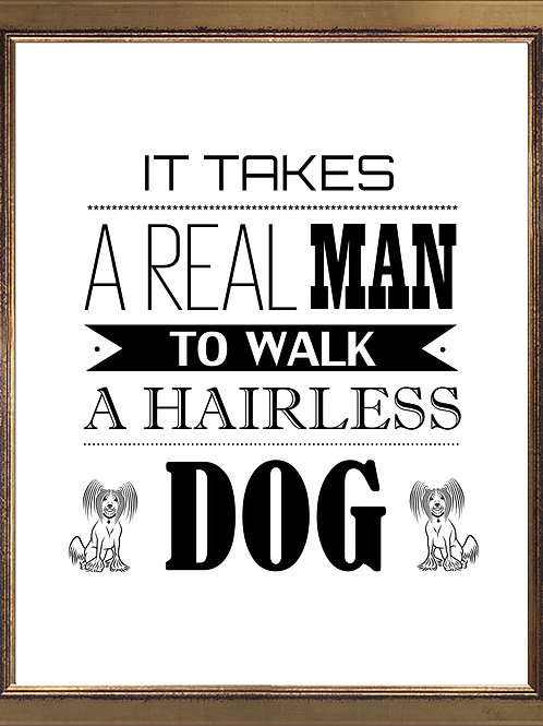 Chinese Crested Funny Quote
