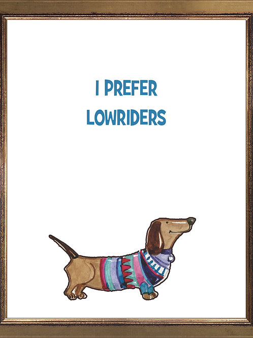 Dachshund Funny Quote