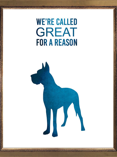 Great Dane Quote
