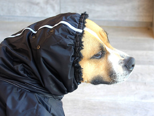 Optional: Attached Snood