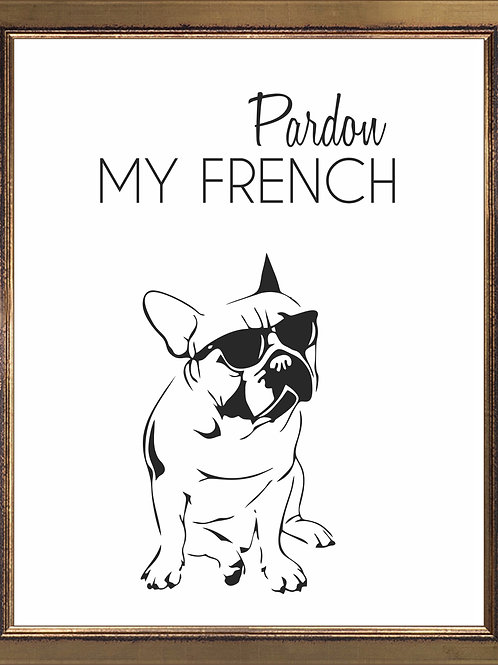French Bulldog Quote