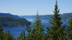 vue du fjord