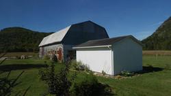 vue du studio sur grange2