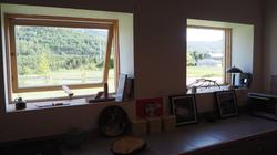 Le studio des artistes