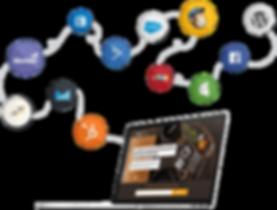 slimmer werken met online tooling die gekoppeld is