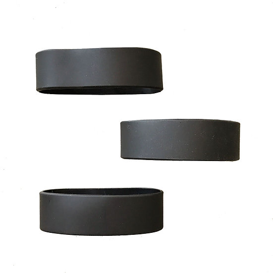 Rubber, Spacer Bands for BINO DOCK and BUDDY DOCK