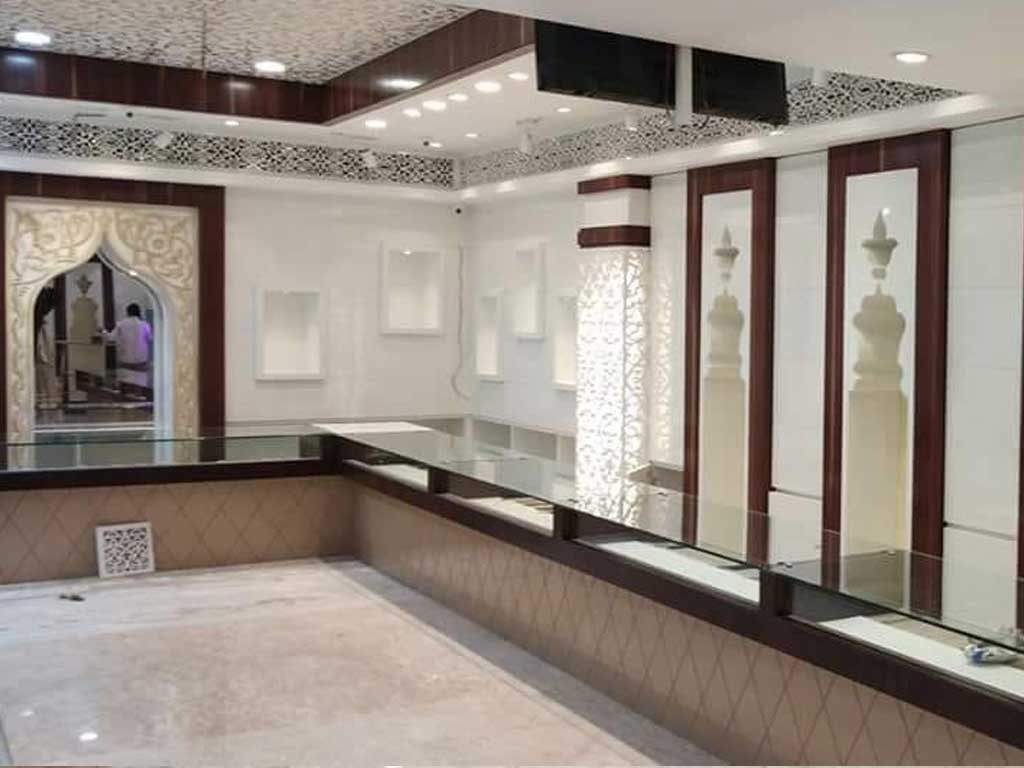 Jewellery Showroom