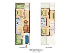 Villa Floor Plan