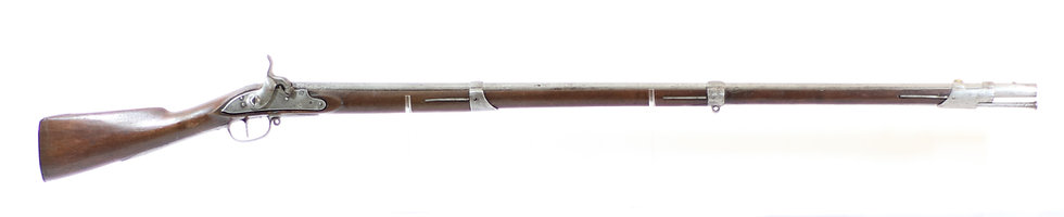 Percussion Altered 1798 Contract Musket - likely Confederate
