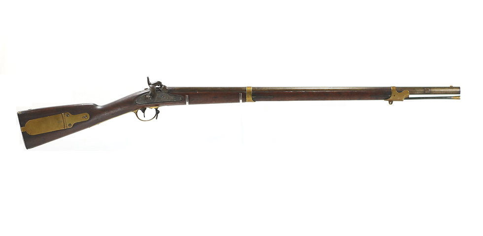 """Confederate Bayonet Adapted M1841 """"Mississippi"""" Rifle"""