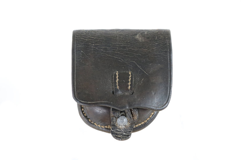 Confederate Trans-Mississippi Cap Pouch