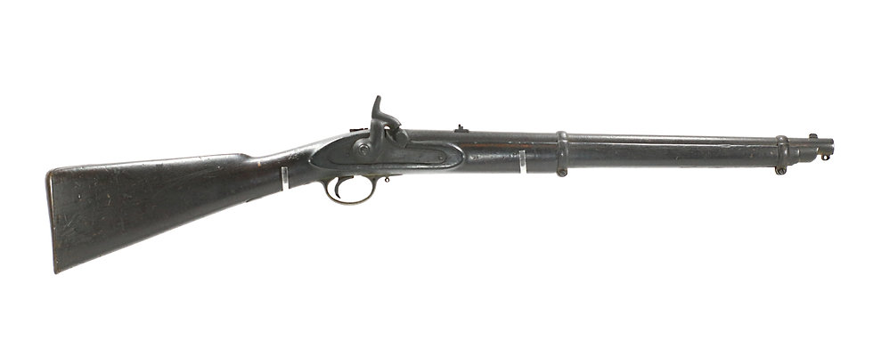 Confederate JS Anchor marked P1856 Cavalry Carbine