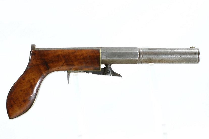 Gibbs-Tiffany & Co. Underhammer Pistol