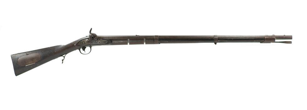 Unusual Percussion Altered Model 1817 Common Rifle