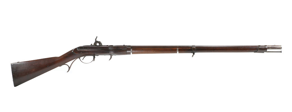 Percussion Altered Model 1819 Hall Rifle