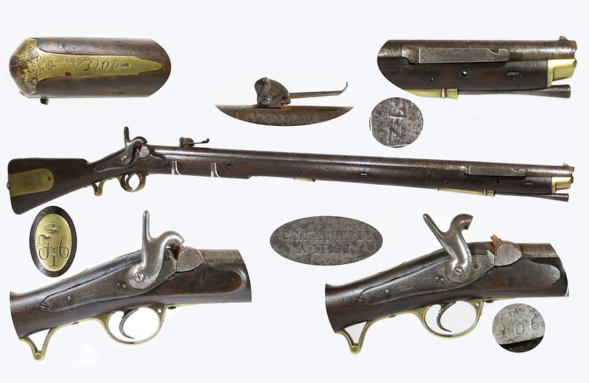 Imperial Russian Brunswick Rifle