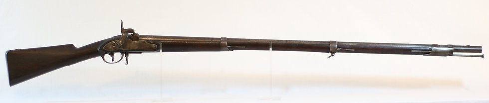 S.C. Robinson altered 2nd Model Virginia Manufactory Musket