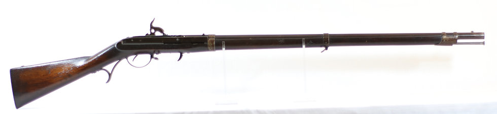 Confederate Altered Model 1819 Hall Rifle