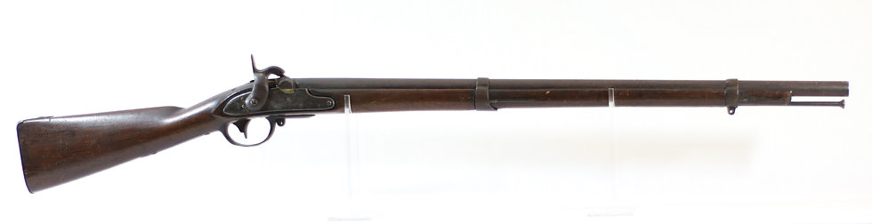 Musketoon cut M1816 Musket with S.C. Robinson Style Alteration