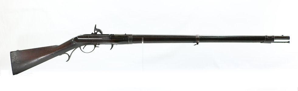 Holly Springs Arsenal Altered Model 1819 Hall Rifle
